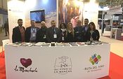Castilla-La Mancha promociona sus Rutas del Vino en la Feria Internacional de Enoturismo que se ha celebrado en Valladolid