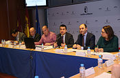 Comisión de seguimiento del Eje 7 del Pacto por la Recuperación Económica