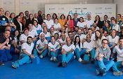 Ilunión Lavanderías Huete gana el premio 'Lavandera 2019' dedicado a la mejora de procesos, imagen y calidad del empleo