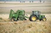 Tractor (Foto: Archivo)