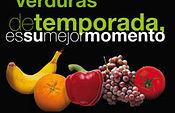 campaña consumo frutas. Foto: Ministerio de Agricultura, Alimentación y Medio Ambiente