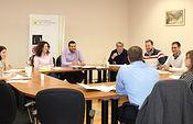 Comisión de Jóvenes Cooperativistas.