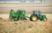 El Ministerio de Agricultura, Alimentación y Medio Ambiente convoca una demostración Internacional sobre Innovaciones Tecnológicas en Maquinaria Agrícola para una agricultura sostenible. Foto: Ministerio de Agricultura, Alimentación y Medio Ambiente