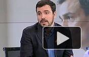 """Garzón: """"Sin acuerdo no frenaremos al PP y C's y no pararemos precariedad, la miseria y el hambre"""""""