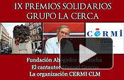 Galardonados IX Premios SOLIDARIOS - Grupo La Cerca - AÑO 2017.