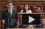 """PSOE: Pedro Sánchez, a Rajoy: """"Usted es presidente de un auténtico desgobierno"""""""