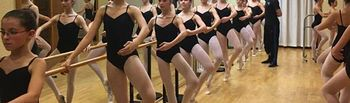 Conservatorio de danza.