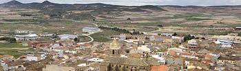 Montealegre del Castillo.