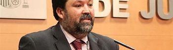Francisco Caamaño. Foto: Ministerio de Justicia