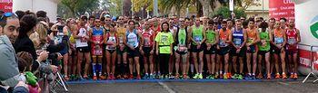 Más de 1.125 atletas seniors y otros 2.000 escolares protagonizarán la 21ª edición del Quixote Maratón de Castilla-La Mancha en Ciudad Real este 16 de octubre