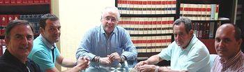 Francisco Perez y Jose Luis Villanueva con nuevos cargos Plaza Toros CR.