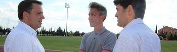 Paseo por la Vía Verde y la visita a las pistas de atletismo junto al atleta albaceteño Severino Felipe.