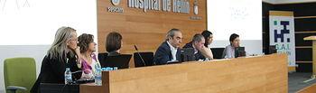 Jornada de Humanización en el Hospital de Hellín.