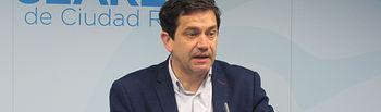 Miguel Ángel Valverde, miembro del Comité Ejecutivo del PP de Castilla-La Mancha.