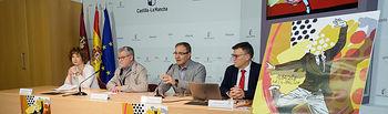 Presentación de XXIII Feria de las Artes Escénicas y Musicales de Castilla-La Mancha