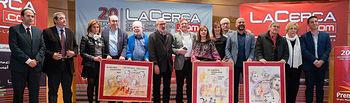 Gala de entrega de los IX Premios Solidarios del Grupo Multimedia de Comunicación La Cerca