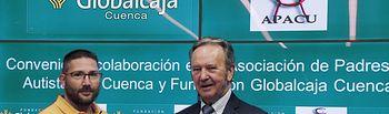 La Fundación Globalcaja renueva su compromiso con la Asociación Provincial de Autismo de Cuenca (APACU)
