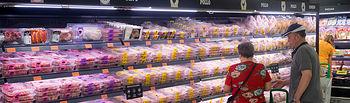 Inauguración del primer supermercado de Mercadona que existe en Albacete adaptado al nuevo modelo eficiente de la compañía