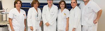 Toledo 3 de noviembre de 2015. Servicio de Farmacia del Hospital Nacional de Parapléjicos. En el centro, el responsable del mismo, David García Marco (Foto: Carlos Monroy)