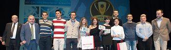 La Diputación entregó los premios del VIII Circuito Provincial de Bicicleta de Montaña