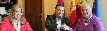Firma convenio Ayuntamiento de Albacete - FAVA.