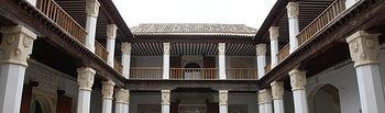 Palacio de Fuensalida (Toledo).
