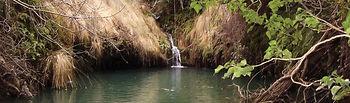 Cueva de los Ángeles, en el río Júcar, en el término de Villamalea (Albacete).