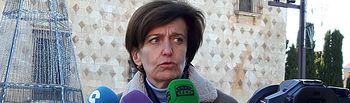 Ana González, senadora del PP por Guadalajara. Foto: PP Guadalajara.