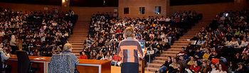 Iniciada la campaña informativa para estudiantes preuniversitarios.