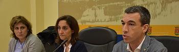 Luis Enrique Hidalgo, concejal de Hacienda, Contrataciones y Seguimiento de Concesiones del Ayuntamiento de Talavera.