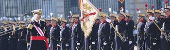 Felipe VI - Pascual Militar 2015. Imagen de archivo.