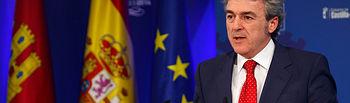 Leandro Esteban-2. RP Consejo de Gobierno_200214. Foto: JCCM.