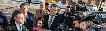 Emiliano García- Page, presidente de Castilla- La Mancha. (Fotos: Ignacio López // JCCM)