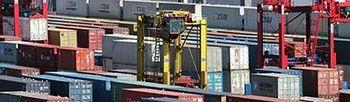 Exportaciones. Foto: EFE