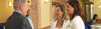 El Ayuntamiento y los restaurantes participantes se muestran satisfechos con la respuesta de ciudadrealeños y visitantes a las Jornadas de Cocina Alfonsí que ayer contaron con la participación de la Alcaldesa