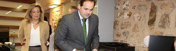 Paco Núñez registra en el Parlamento autonómico una modificación de la Ley de Caza.