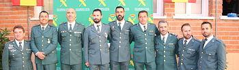 174 Aniversario de la Fundación de la Guardia Civil.