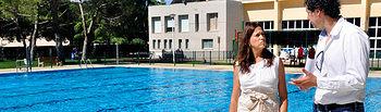 """Rosa Romero: """"Durante el verano doblamos esfuerzos para ofrecer a los ciudadanos de la capital una amplia oferta de actividades"""""""