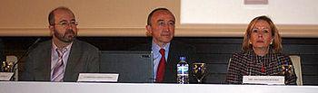 Lamata, en la inauguración del II Congreso Nacional de Mediación Familiar