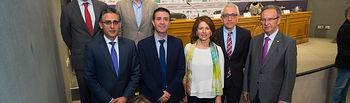 """III Fórum """"Castilla-La Mancha de Cerca"""" organizado por el Grupo Multimedia de Comunicación La Cerca."""