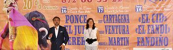 """Rosa Romero: """"un año más se presenta una gran Feria con unos carteles importantes para disfrutar de la fiesta en Ciudad Real"""