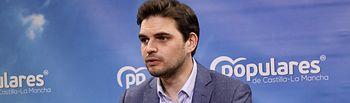 Santiago Serrano, vicesecretario de Comunicación del PP-CLM.