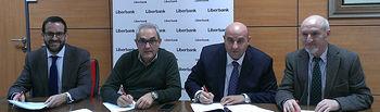Liberbank colabora con Incarlopsa e ICPOR SORIA para fomentar el desarrollo empresarial en Castilla La Mancha
