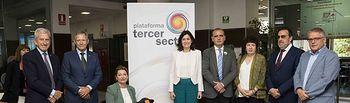 Asamblea General de la Plataforma del Tercer Sector (PTS)