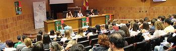 """I Jornadas """"Observa y Transforma"""" desarrolladas en la Facultad de Educación del campus universitario de Albacete"""