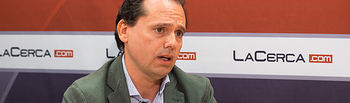 Juan Pedro Molina Lozano, presidente de la Asociación de Docentes de Economía en Secundaria de Castilla-La Mancha