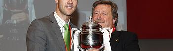 El Albacete recoge el Título de Campeón del Grupo II de 2ºB