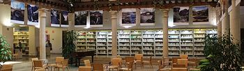 Biblioteca Pública de Guadalajara.