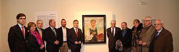 Félix Diego Peñarrubia destaca el legado artístico de Benjamín Palencia en la exposición del Museo Arqueológico de Albacete, hasta el 22 de febrero