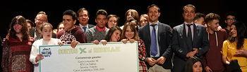 Gala de los Cortos por el Reciclaje en Seseña.